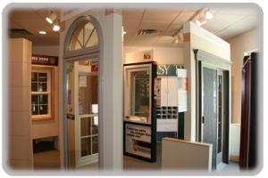 Showroom Displays - Singer Lumber, WI - Serving all of Dane County, Wisconsin